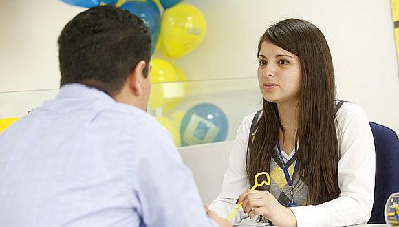 El 52% de empleos en bancos peruanos son ocupados por mujeres - 1