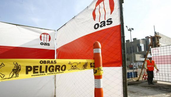 El procurador Jorge Ramírez y el fiscal Rafael Vela viajaron a Sao Paulo para la suscripción del documento con la constructora brasileña OAS. (Foto: Archivo El Comercio)