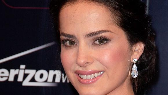 Danna García regresa a las pantallas y tendrá una participación especial en la serie de Telemundo (Foto: AFP)