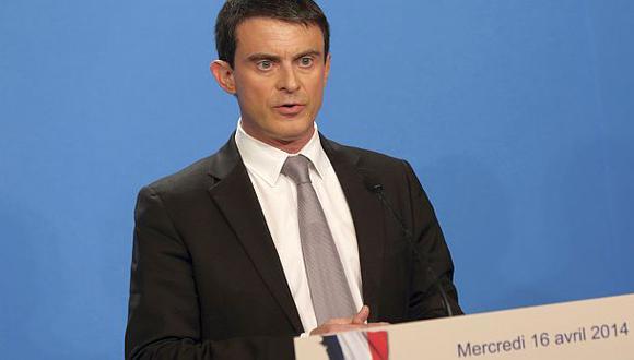 Francia anunció recortes en sueldos, pensiones y programas