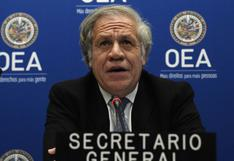 La Secretaría General de la OEA se pronunció sobre la situación política de Guatemala
