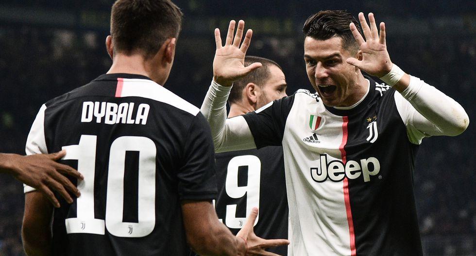 Cristiano Ronaldo seguirá en Juventus, según reveló Sky Sports. (Foto: AFP)