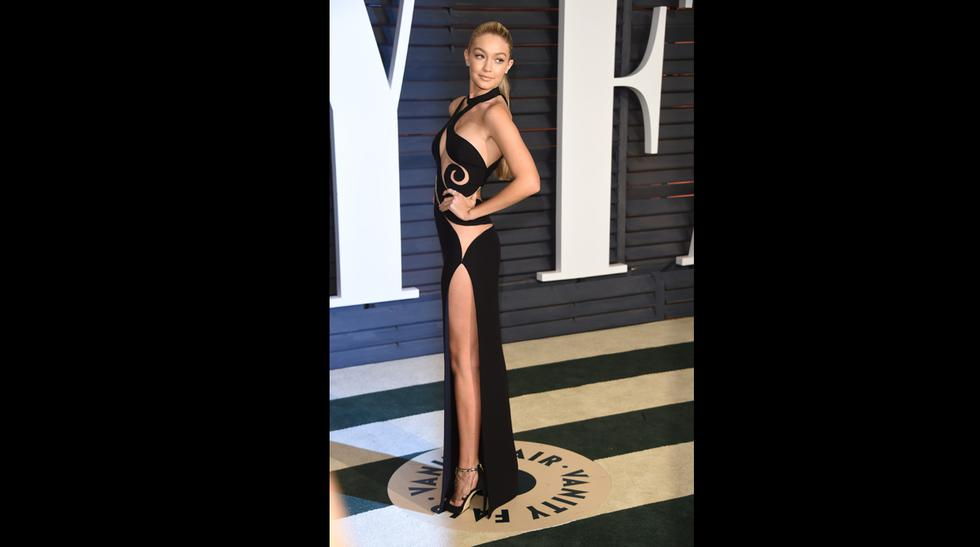 Óscar 2015: Irina Shayk y Rita Ora lucieron atrevidos vestidos - 11