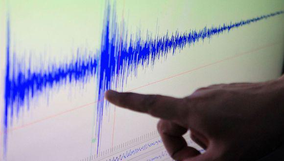 No se han reportado daños materiales tras el fenómeno natural registrado este domingo en Tacna. (Foto: IGP)