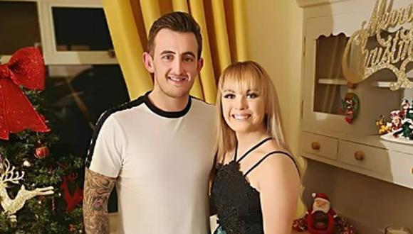 Después de varios años de relación, la pareja decidió casarse este 2019. (Foto: Facebook de Shauna Gracey)