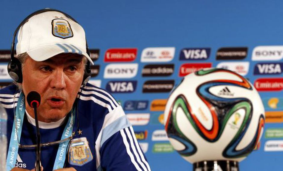 """Sabella: """"Si no logramos ganar a Bélgica, será una frustración"""""""
