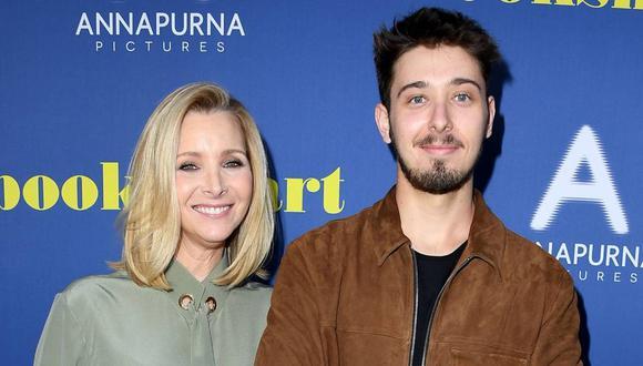 Julian, de 22 años, es el hijo de Lisa Kudrow, fruto de su relación con el francés Michael Stern. (Foto: Difusión)