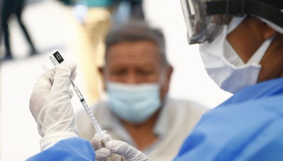 Ministerio de Salud rechaza vacunación irregular en Loreto. (Foto: Eduardo Cavero/GEC)