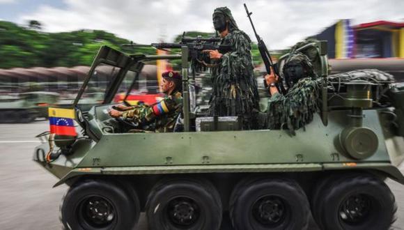 Venezuela se retiró del Tratado Interamericano de Asistencia Recíproca o Tratado de Río en 2013. Foto: getty images, vía BBC Mundo