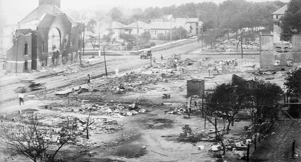 100 years after the Tulsa massacre: The racist crime America chose to forget