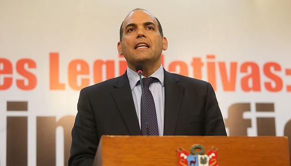 """Fernando Zavala: """"Los malos funcionarios deben ser castigados"""""""