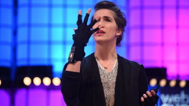 """""""The 'blockchain' is going to be a big part of our lives,"""" says Imoge Heap 