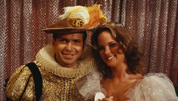 Antes de conocer a su actual esposo, Anderson mantuvo una relación con el hijo de Frank Sinatra (Foto: IMDB)