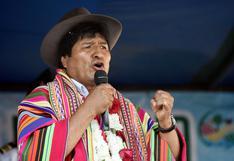 Advertencia de Evo Morales de cercar las ciudades desata críticas en Bolivia