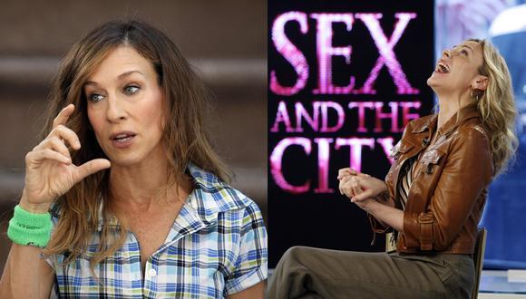 """""""Sex and the city"""": Kim Cattrall desmiente y critica duramente a Sarah Jessica Parker"""
