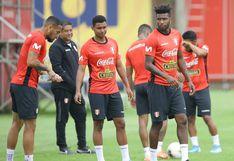 Selección peruana realizó entrenamiento en la Videna antes de viajar a Estados Unidos para amistoso con Colombia | FOTOS