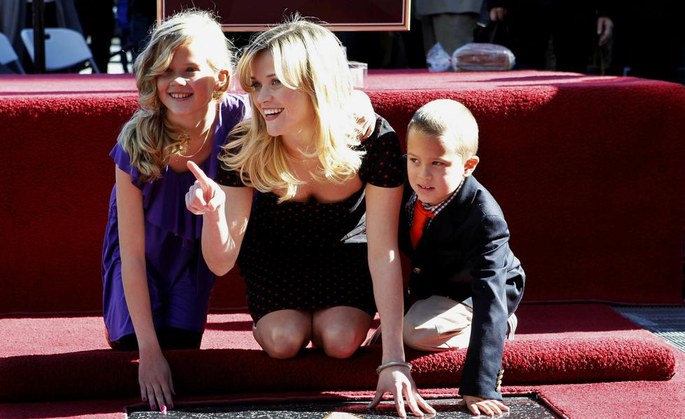 Ryan Phillippe y Reese Witherspoon (Foto: Agencias)