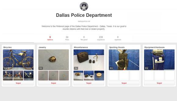 Pinterest: usan red social para avisar sobre objetos perdidos