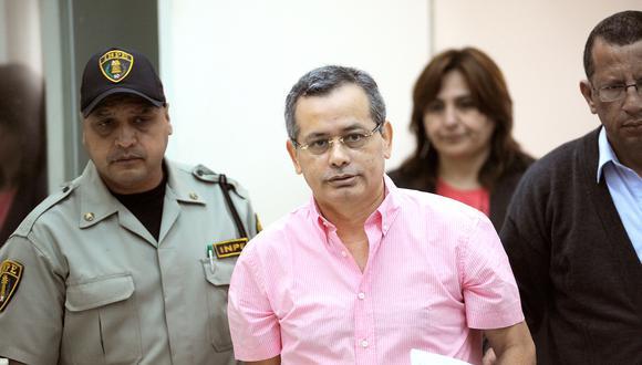 El abogado Rodolfo Orellana es acusado de tejer una red de estafa que tuvo la complicidad de jueces, fiscales y policías. Llegó a acumular unos 100 millones (Foto: GEC).