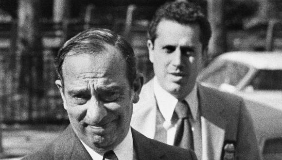 """Carmine Persico, ex jefe de la """"familia Colombo"""" permaneció sus últimos años en la prisión de Butner, en Carolina del Norte. (Foto: AP)"""