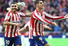 Atlético Madrid vs. Espanyol: Colchoneros vencieron 3-1 en el Wanda Metropolitano