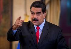 """Maduro dice que vendrá a Lima """"así llueva, truene o relampaguee"""""""