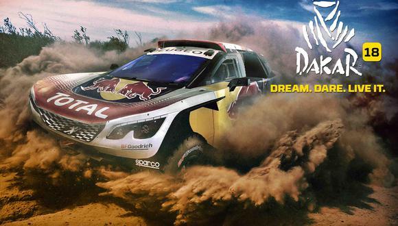 El videojuego Dakar 2018 estará disponible desde el próximo 11 de setiembre. (Foto: YouTube).