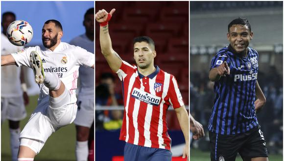 Champions League: programación y resultados en directo | Fotos: Agencias