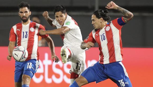 Raúl Ruidíaz ha marcado cuatro goles en la selección peruana. (Foto: FPF)