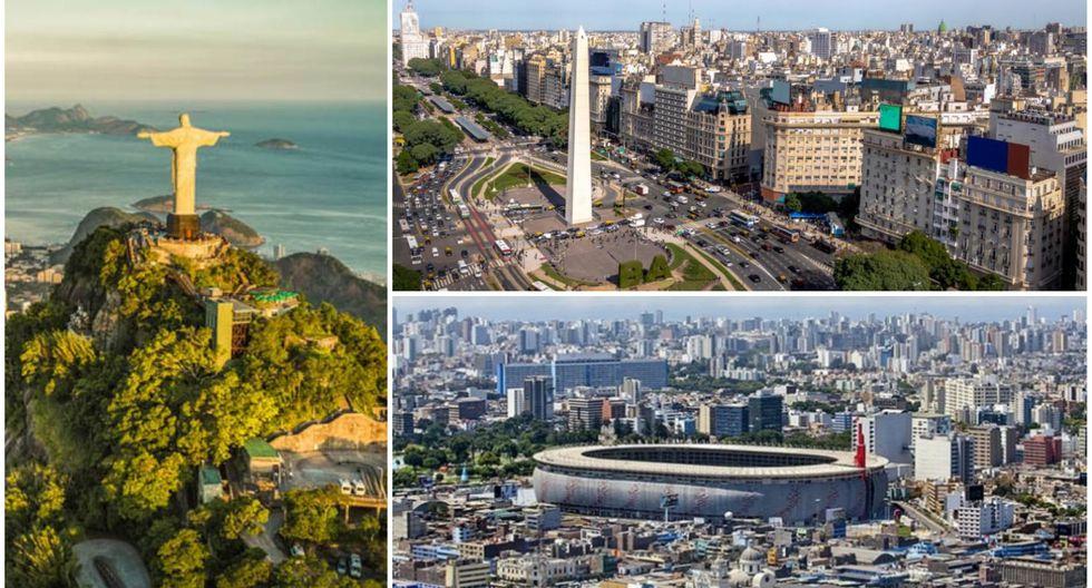 Revisa en esta galería qué ciudades de América del Sur son las más caras y baratas para vivir y trabajar, según la encuesta de Mercer en 2019.