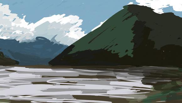 """""""El Perú, además de contar con la costa y la sierra, tiene también montaña"""". (Ilustración: Giovanni Tazza)."""