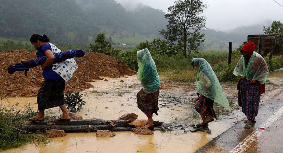 Huracán Eta en Guatemala EN VIVO deja unos 150 muertos o desaparecidos en  el norte del país | Nicaragua | Honduras | FOTOS Y VIDEOS | MUNDO | EL  COMERCIO PERÚ
