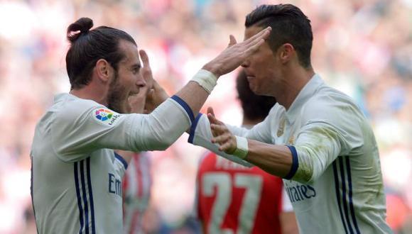 Bale superó lesión y estará convocado para Barcelona vs. Madrid