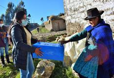 Apurímac: municipio de María Arguedas realiza colecta para comprar balones de oxígeno medicinal