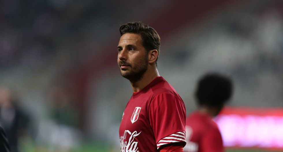 La presencia de Claudio Pizarro en el Mundial Rusia 2018 fue evaluada, aseguró Juan Carlos Oblitas. (Foto: GEC)