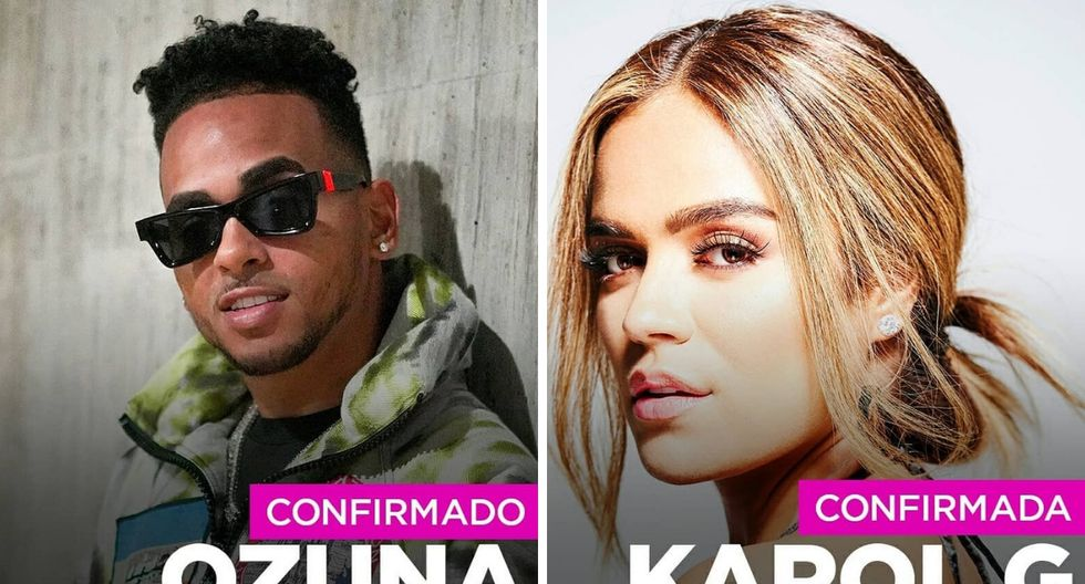 Billboard Latino 2019: Becky G, Karol G, Sebastián Yatra y otros artistas se presentarán en la gala (Fotos: Instagram @latinbillboards)