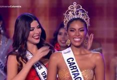 Miss Universe Colombia 2021: Miss Cartagena es la nueva reina del certamen de belleza