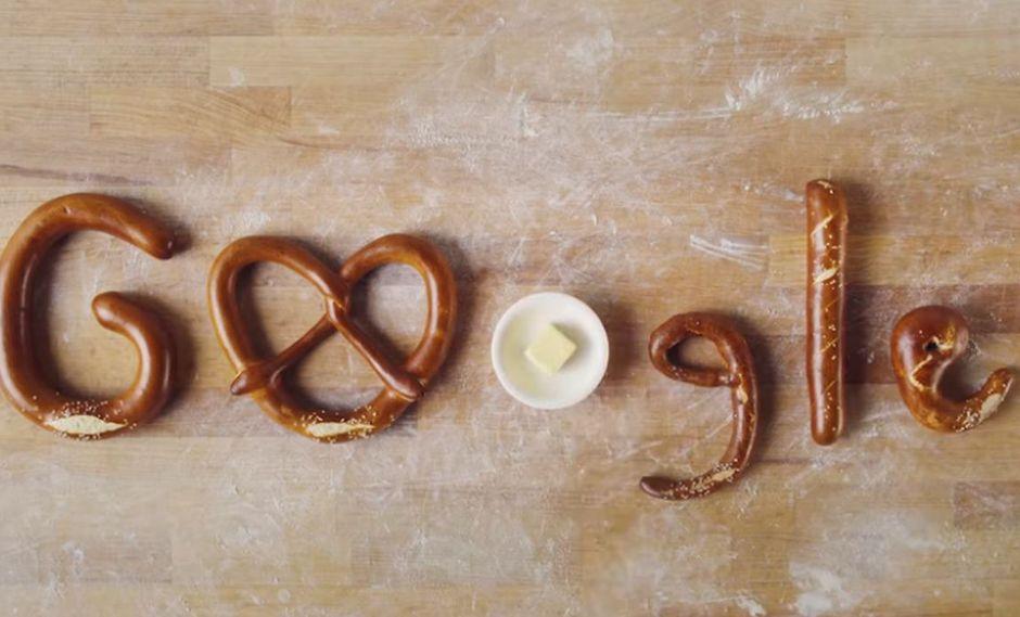 El pretzel es elaborado sin lácteos ni huevos. Por eso, es considerado uno de los alimentos básicos durante la Cuaresma.(Foto: Google)