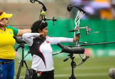 Panamericanos 2019: condecoran a enfermera que participó en tiro con arco