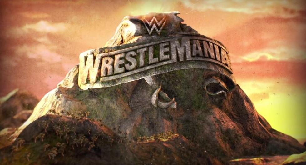 WWE WrestleMania 36 | Foto: WWE