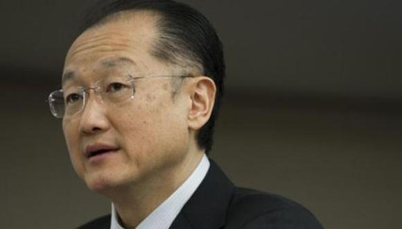 Jim Yong Kim. (Foto: AFP)