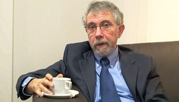 Detrás de lo que dijo Krugman, por Rolando Arellano C.