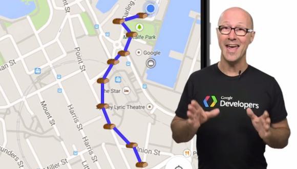 Google Maps: API permite a desarrolladores tener mejores rutas