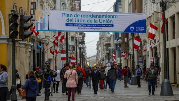 Está en la coherencia de los políticos y la clase empresarial peruana mantener el crecimiento económico de nuestro país. (Difusión)