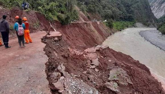 El Ejecutivo declaró en estado de emergencia el distrito de Palcazu (Pasco) y el distrito de San Gabán (Puno) por las lluvias. (Foto: Andina)