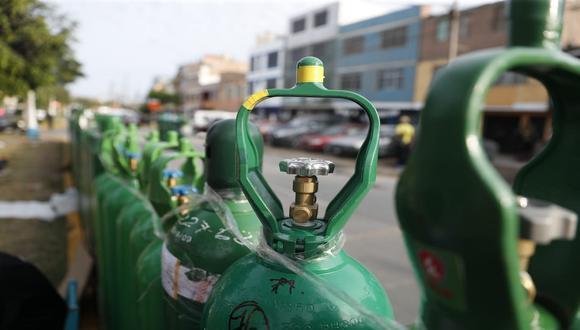 Southern afirma que solo tiene capacidad para transformar 42 toneladas métricas semanales a oxígeno. (Foto: Hugo Pérez | GEC)