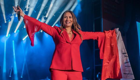 Myriam Hernández realizará tres conciertos en línea por la pandemia (Foto: Facebook Myriam Hernández)