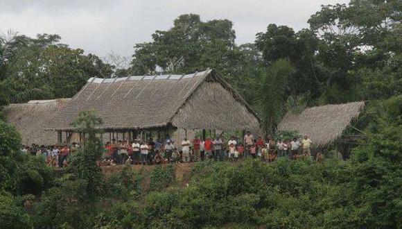 Apu de comunidad awajún murió en encuentro de pueblos nativos