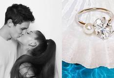 Ariana Grande: ¿qué secreto esconde su anillo de compromiso?