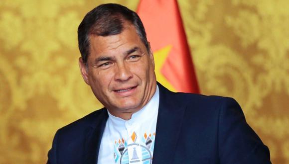 """Odebrecht: Correa pide """"nombres de corruptos"""" en Ecuador"""